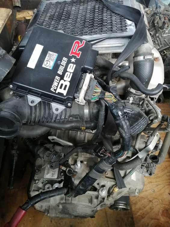 Motor mazda cx-7 l3 turbo