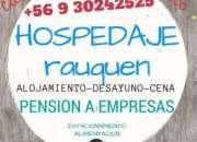 Pensión a Empresas en Curico